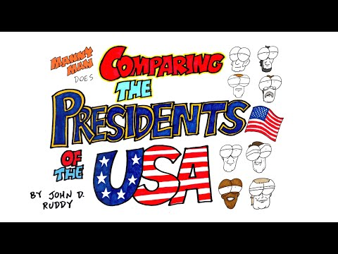 Comparing the Presidents of the USA