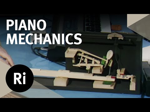 The Mechanics of the Piano - Christmas Lectures with Charles Taylor