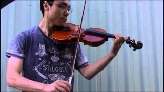 Trinity TCL Violin 2016-2019 Grade 0 Initial B3 Jones Waltzing with Liz Performance