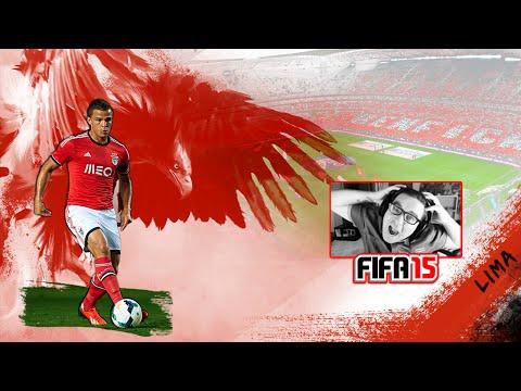 FIFA 15 SEASONS #9   LIMA   SL BENFICA
