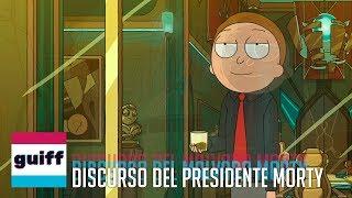 Discurso final de Evil Morty | Rick y Morty fandub
