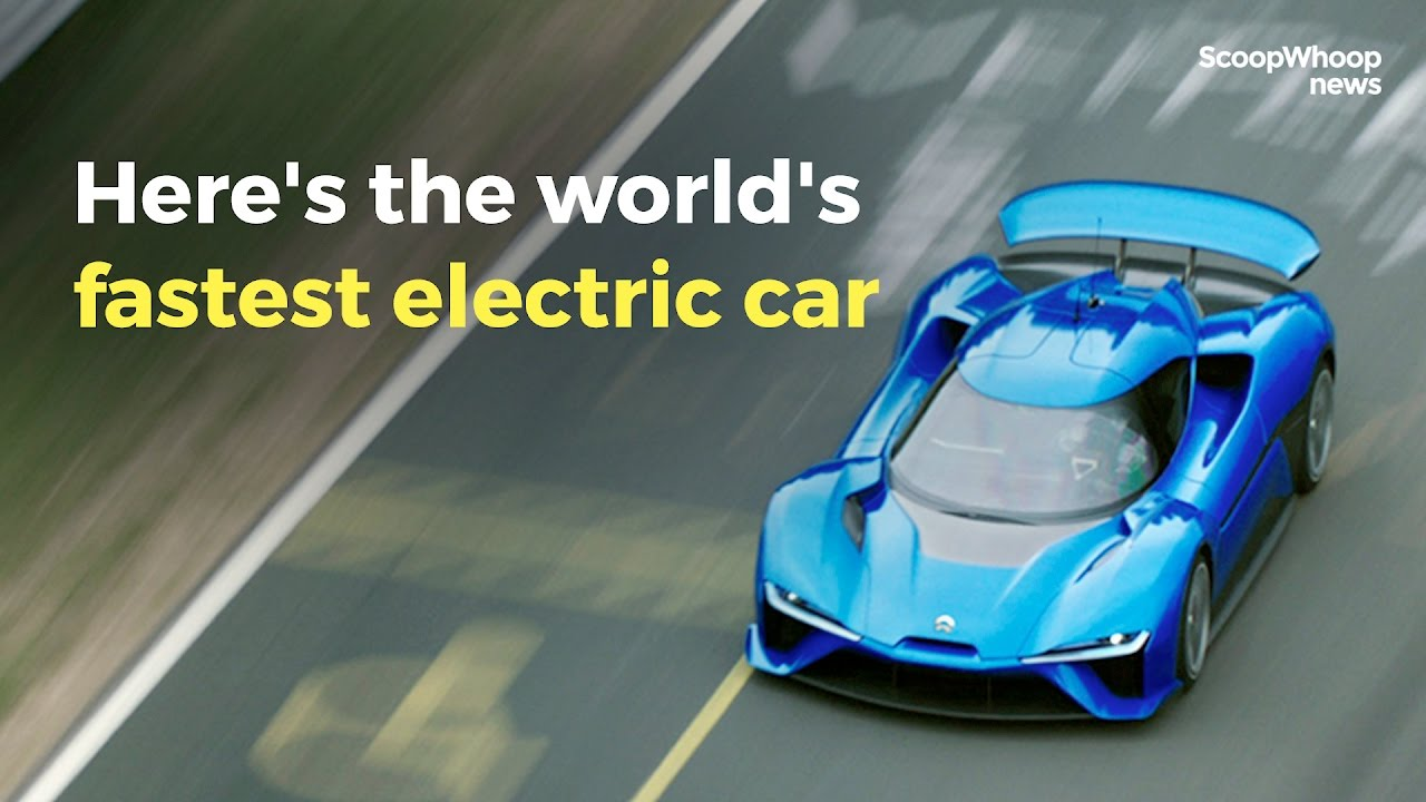 The worlds fastest electric car - The World S Fastest Electric Car