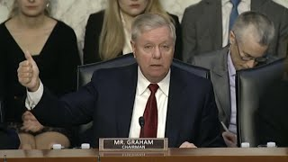 Chairman Graham Delivers Opening Statement at Senate Judiciary Committee Hearing on FISA Abuse