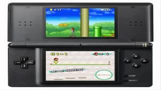 New Super Mario Bros.Ds Beta Level 1-1