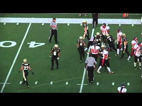 Pt. 1 - IWFL 2012 Women's Tackle Football Championship