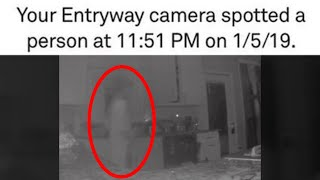 Real Ghosts & Entities Caught on Camera? | 5 Scary Paranormal Videos...