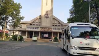 Cầu vượt Sóng Thần,Nhà thờ Khiết Tâm,Sài Gòn, sáng Mùng 10 ,Tết Đinh Dậu