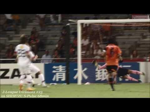 大迫 勇也 (鹿島アントラーズ) 2013 All GOAL ゴール集 Yuya OSAKO Kashima Antlers