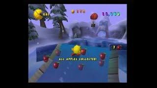 Pac-Man World 2 PS2 100% Playthrough Part 3