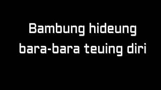 Download Lagu LIRIK LAGU - BAMBUNG HIDEUNG mp3