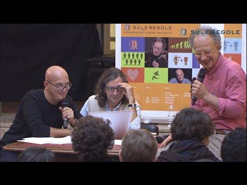 """""""Come siamo messi con le Regole?"""" - Gherardo Colombo e Claudio Bisio - Completo"""