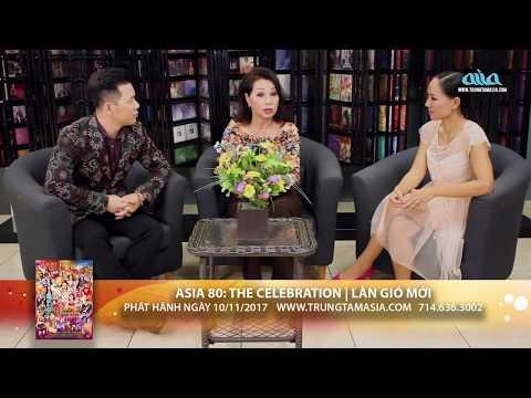 ASIA 80 Interviews   Mc.Thuỳ Dương trò chuyện với Phương Hồng Quế & Đặng Thế Luân