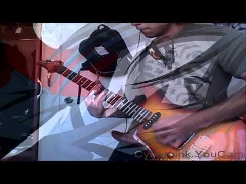 Monochrome No Kiss (SID) 黒執事kuroshitsuji Opening 1 {Instrumental Cover Guitar}