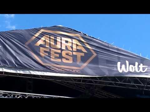Jukka Poika Live Aurafest 12.8.2016 Silkkii