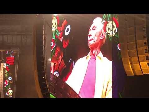 Rolling Stones, Glendale AZ, 2019, Honky Tonk Woman