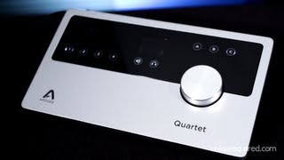 To purchase the Apogee Quartet click here: http://ss1.us/a/KYbCBgbQ...