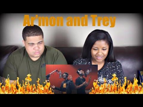 Ar'mon and Trey- Chris Brown - Party|Lil Yachty - 1Night|DRAM - Broccoli| Kehlani - Crzy Reaction!