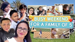 HOUSE HUNTING UPDATE: OUR BROKER CALLED! + WHAT OUR BUSY WEEKEND LOOKS LIKE - Alapag Family Fun