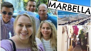 Marbella, Spain Travel Diary