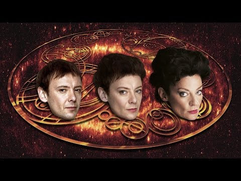 Doctor Who: The Average Face of the Master (& Missy)