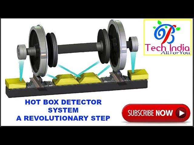 Hot Box Detector System in indian Railway a goo    - With Loop Control -  YouTube for Musicians