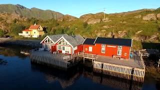 Ölmədən görməli olduğunuz bir yer - Lofoten adaları - Norveç