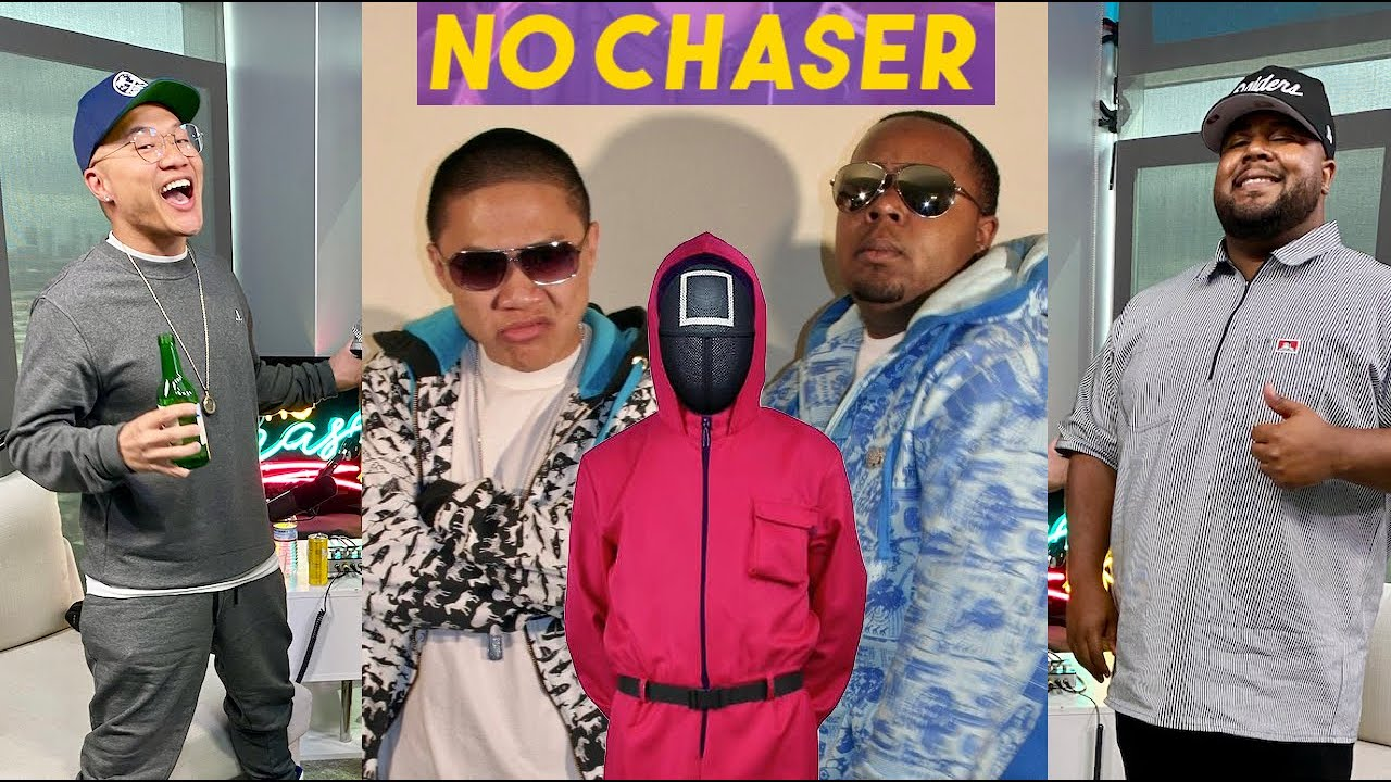Download Embarrassing Cringey Stories of Our Brokest Days + Squid Game Opinions - No Chaser Ep 139