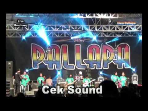 CEK SOUND New Pallapa Fatamorgana