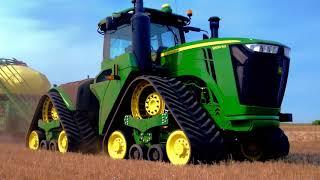 Трактори John Deere серії 9RX