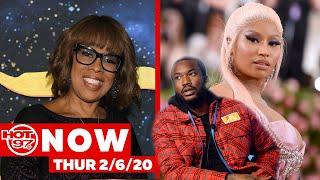 Nicki Minaj & Meek Mill drag each other on Twitter; Snoop Dogg Calls Out Gayle King