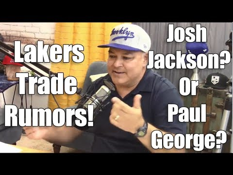 Lakers News Today & Lakers Rumors - Josh Jackson & Paul ...Lakers News