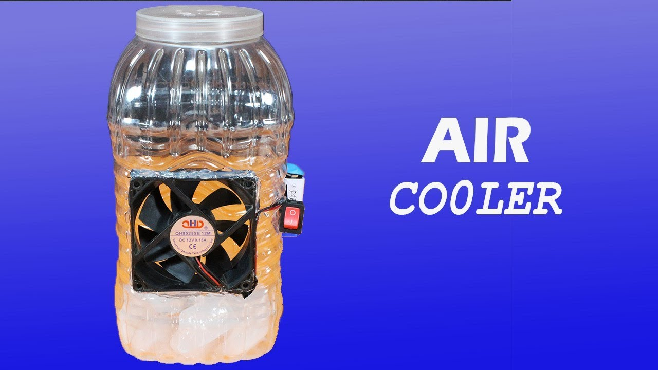 How to make a water cooler easy