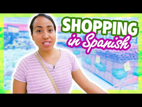 Grocery Shopping in Spanish [Essential Supermarket Phrases, Vocabulary, and More]