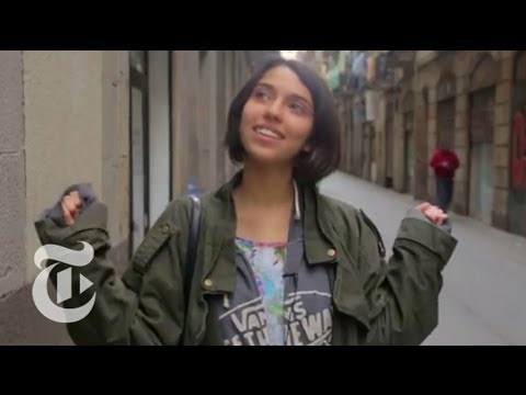 Inspired Style in El Raval, Barcelona | Intersection | The New York Times