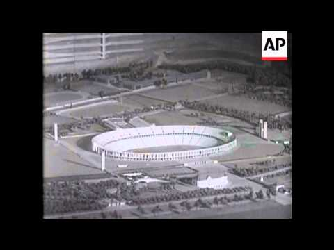 1936 German Olympic Stadium