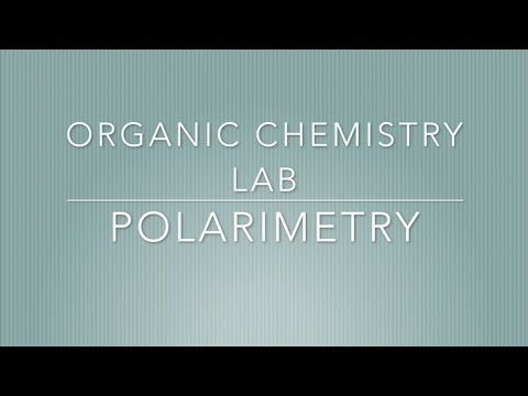 Polarimetry Lab Video