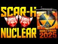 "Call of Duty:Black Ops 2 Fast ""Nuclear W/SCAR-H"" & ""Options Menu in AW"""
