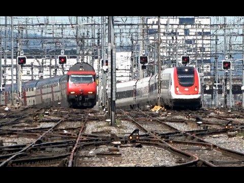 Treno Zurigo - Bahnverkehr In Zürich