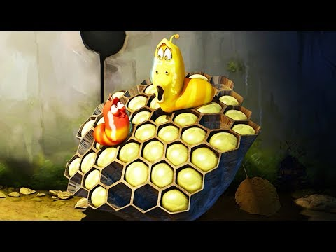 LARVA - BEE'S HONEY | Cartoon Movie | Cartoons For Children | Larva Cartoon | LARVA Official