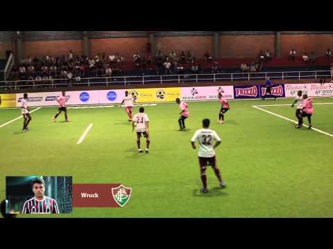 Fluminense 3 x 0 Sport Callao-PER (Futebol 7)