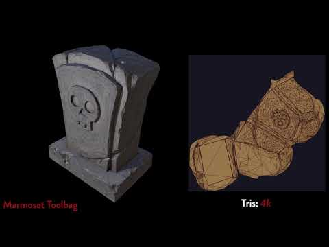 Tombstone 4K Poly Student Reel