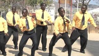 Yesu wa Msalaba.St.Cecilia choir,Kihesa-Iringa