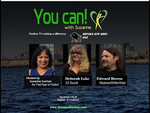 You Can! Deborah Loke, Edward Brown