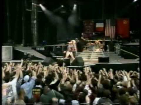 Guns N' Roses - Civil War  - Live In Paris 92 - 5/18