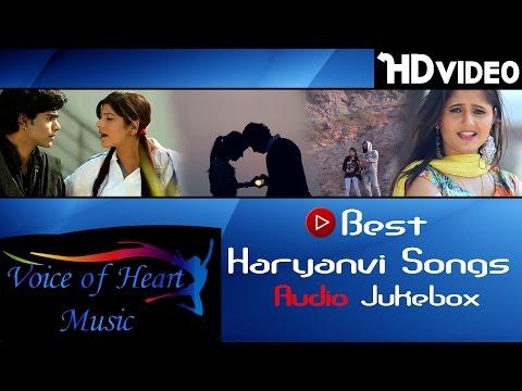 Haryanvi Songs Audio Jukebox 2016 |  Superhit Haryanvi DJ Songs - Non Stop | Voice Of Heart Music