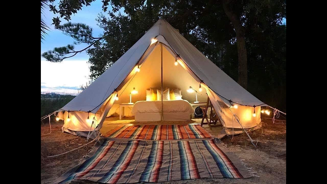 Top Glamping Spots In Florida Youtube