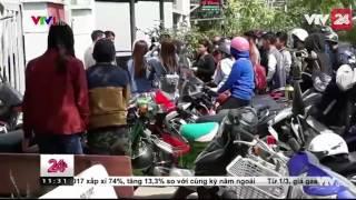 Tin Tức VTV24 - Ngày 01/03/2017: TPHCM Lừa Đảo Việc Làm - Các Đối Tượng Bị Triệu Tập