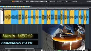 Martin 00028EC-Mec12 vs Ej16