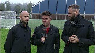 Fotbollskanalen On Tour om nya landslaget: