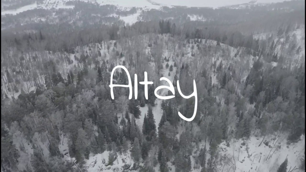 Altay - Winter Mountains music (Музыкотерапия)